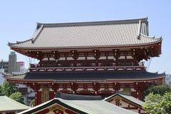 Senso-Ji temple in Tokyo Royalty Free Stock Photography