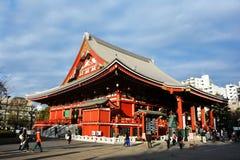 Senso ji temple in Tokyo Stock Photos