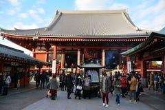 Senso ji temple in Tokyo Stock Image