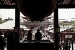 The Senso-ji Temple Royalty Free Stock Photo