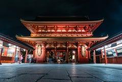 Senso-ji Temple Stock Photography