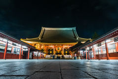 Senso-ji Temple Royalty Free Stock Photo