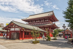 Senso-ji Temple,Tokyo Royalty Free Stock Photos