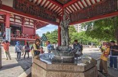 Senso-ji Temple,Tokyo Royalty Free Stock Image