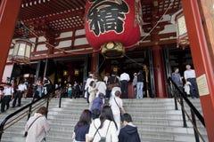 The Senso-ji Temple Stock Photography