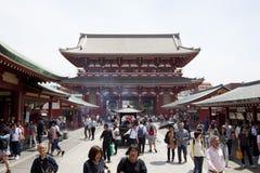 The Senso-ji Temple Stock Image