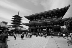 Senso-ji Temple Royalty Free Stock Photography