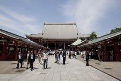 Senso-ji Temple Stock Image