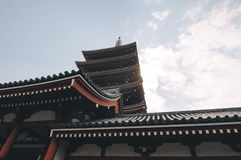 Senso-ji Temple,Tokyo Royalty Free Stock Photography