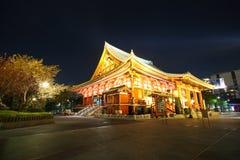 Sensoji浅草,东京日本 免版税库存照片