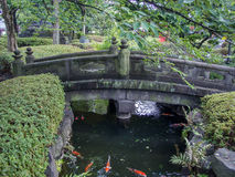 Sensoji 浅草寺 Temple, Tokyo, Japan, Garden Stock Image
