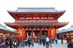 Sensoji, Asakusa Kannon Temple Royalty Free Stock Photography