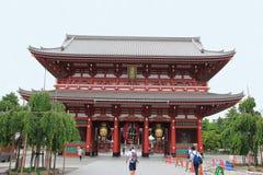 Sensoji or Asakusa Kannon Temple Stock Photos