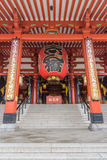 Sensoji Asakusa Kannon in Tokyo, Japan Royalty Free Stock Photos