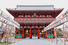 Sensoji Asakusa Temple Stock Photography