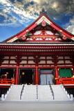 Sensoji Asakusa Temple Royalty Free Stock Images