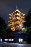 Sensoji Asakusa Temple. Royalty Free Stock Photography