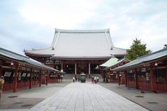 Sensoji Asakusa Temple Royalty Free Stock Image