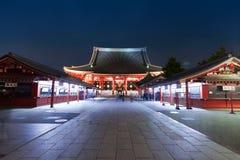 Sensoji Asakusa Temple. Stock Photography
