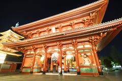 Sensoji Asakusa, Tokyo Giappone Fotografia Stock Libera da Diritti