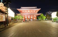 Sensoji Asakusa, Tokyo Japan. Sensoji Asakusa at Tokyo Japan Royalty Free Stock Image