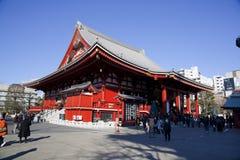 Sensoji (Asakusa) Stock Photography