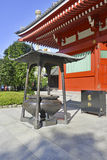 Sensoji Buddhist Temple in Asakusa, Tokyo, Japan Stock Photo