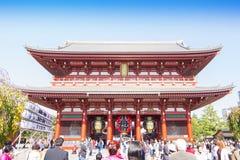 Sensoji-Tempel in Tokyo, Japan Lizenzfreie Stockfotografie