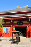 Sensoji Temple Royalty Free Stock Photos