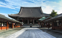 Sensoji Temple. Ancient Buddhist temple located in Asakusa, Taitō, Tokyo, Japan Stock Images