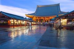 Sensoji Temple in Asakusa, Tokyo Royalty Free Stock Photography
