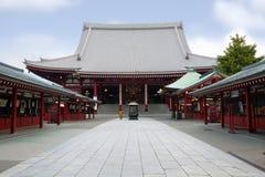 Sensoji temple in Asakusa, Tokyo, Japan Stock Image