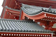 Sensoji Temple, Asakusa in Tokyo, Japan Stock Photography