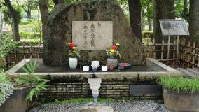 Sensoji Temple Tokyo Japan. Zoom Out of Memorial at Sensoji Temple - Tokyo Japan stock video
