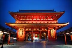 Sensoji Temple Tokyo Royalty Free Stock Photos