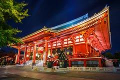Sensoji Temple in Tokyo Royalty Free Stock Image