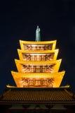Sensoji temple Tokyo Stock Photography