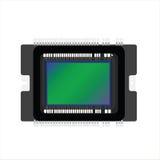 Sensor Fotografia de Stock