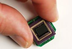 Sensor da câmera Fotografia de Stock Royalty Free