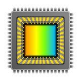 Sensor da imagem do ccd do cmos do vetor imagens de stock