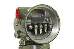 Sensor de la presión. imagen de archivo