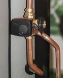 Sensor de temperatura da água Foto de Stock Royalty Free