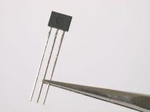 Sensor del campo magnético Imágenes de archivo libres de regalías