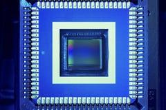 Sensor del CCD Imagen de archivo libre de regalías