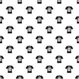 Sensor electronic t shirt pattern, simple style Royalty Free Stock Image