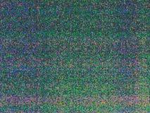 Sensor noise Royalty Free Stock Images