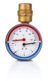 Sensor temperature and Stock Images