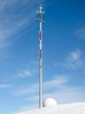 Sensor tools equipement. Sensor tools equipment for weather forecast Royalty Free Stock Image