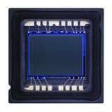 Sensore del CCD Fotografia Stock Libera da Diritti