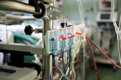 Sensores de la medida invasor de la presión en cavidades y cámara imagen de archivo